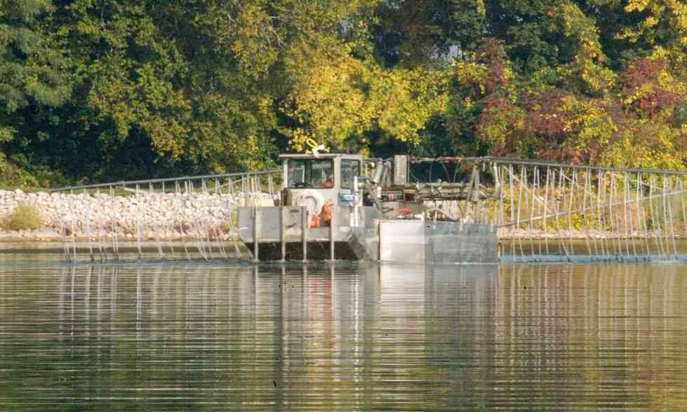 Spring Lake Phosphorus Project